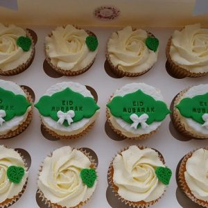 Cup Cake Item 1 (12 cupcakes)