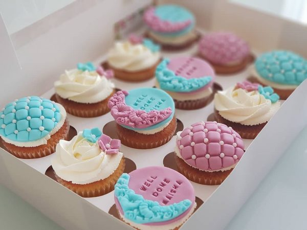 Cup Cakes Item 6 (12 cupcakes)