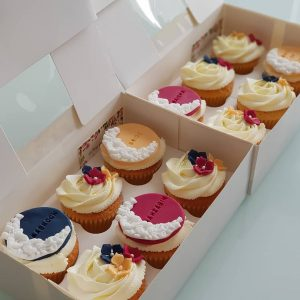 Cup Cakes Item 7 (12 cupcakes)