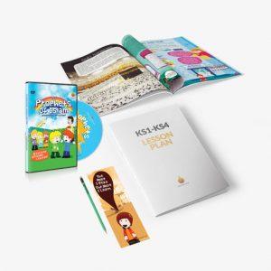 KS1 - KS2 Teaching Pack