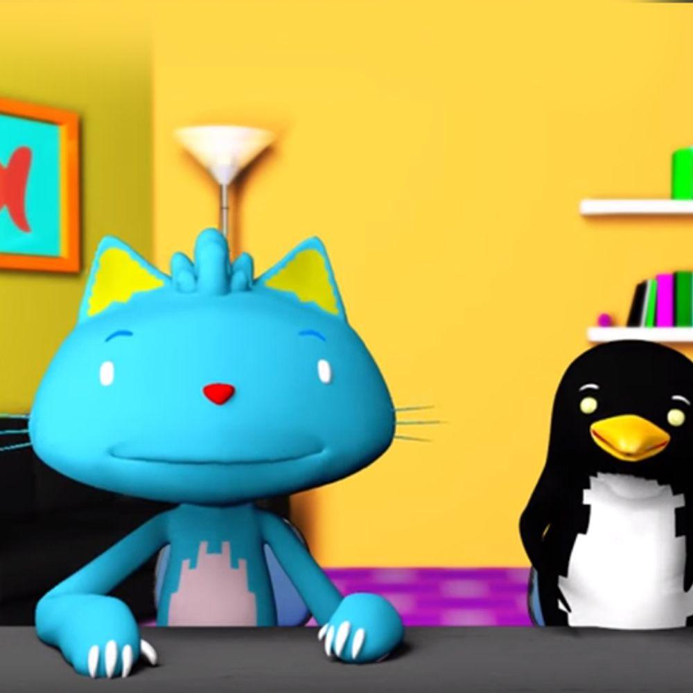 Alex and Yusuf cartoon series